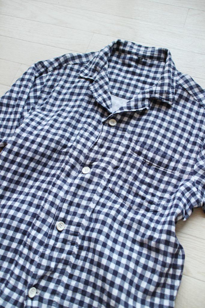 「脇に縫い目のない二重ガーゼパジャマ」…オイラが買った時は運良く値下げセールにかかっていた。1着税込3,990円(通常は4,980円)。オイラが買うものにしては高いけど、  ...