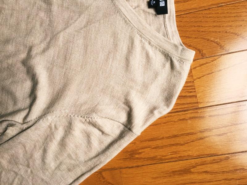 毛 玉 に ならない セーター
