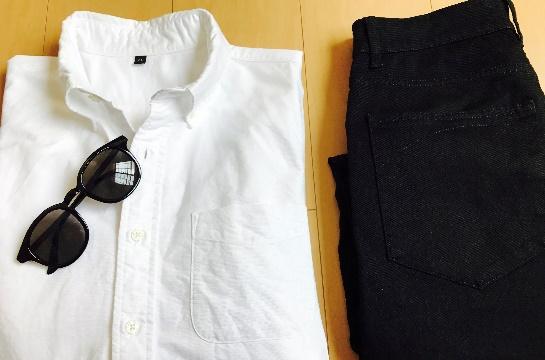 無印良品のオックスフォードシャツは春夏秋冬使える万能アイテム