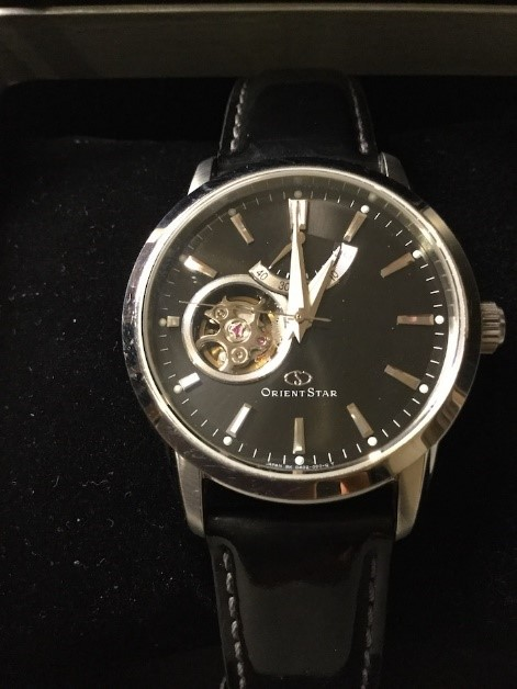 buy online f2c14 666f0 10万円以下で買えるオススメ機械式時計「オリエントスター」セミ ...