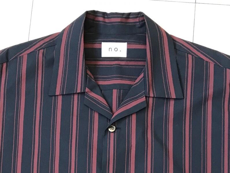 f50f046d593 のノースリーブストライプシャツは、その名前のとおり「袖がない」シャツですが、レディースもののような肩を出すものではありません。身幅・肩幅が非常に広くとられて  ...